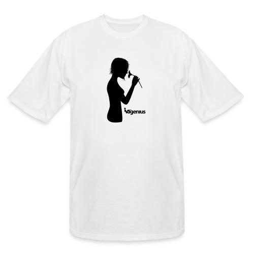 flower girl - Men's Tall T-Shirt