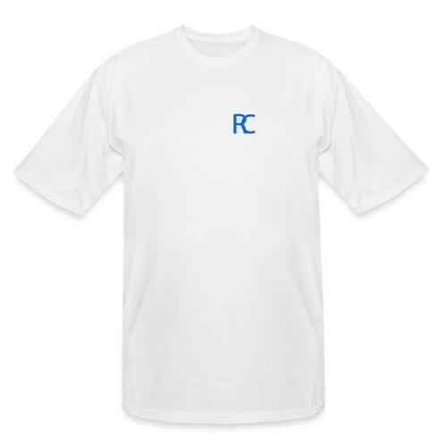 Blu REACH - Men's Tall T-Shirt
