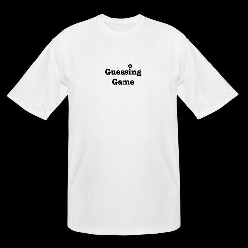 Question - Men's Tall T-Shirt