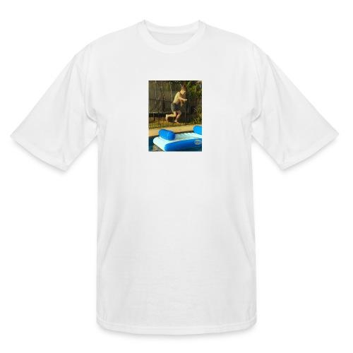 jump clothing - Men's Tall T-Shirt