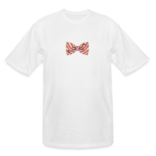 Bow Tie - Men's Tall T-Shirt