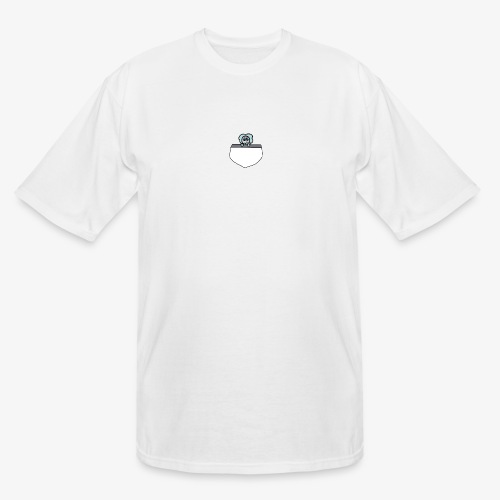 Johnson Pocket Buddy - Men's Tall T-Shirt