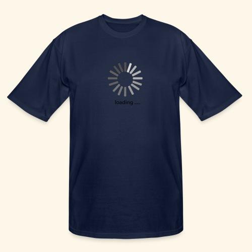 poster 1 loading - Men's Tall T-Shirt