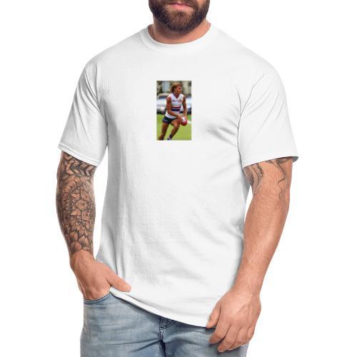 365EACEA EC51 48D2 9F18 E5A2528FFBBF - Men's Tall T-Shirt