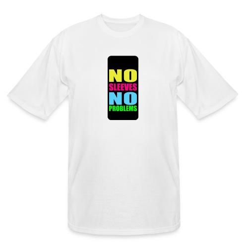 neonnosleevesiphone5 - Men's Tall T-Shirt