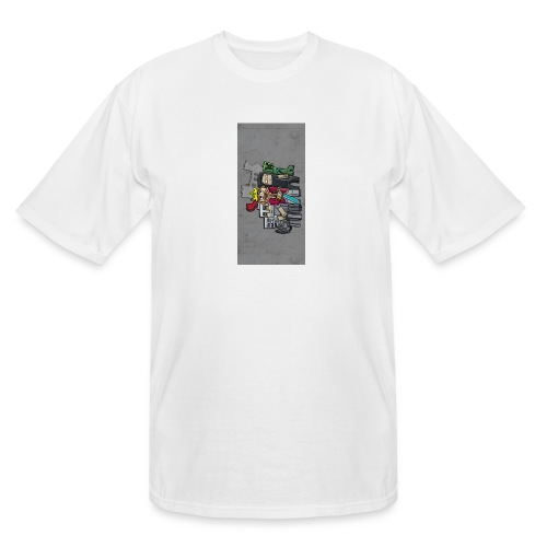 sparkleziphone5 - Men's Tall T-Shirt
