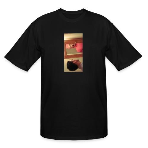 pinkiphone5 - Men's Tall T-Shirt