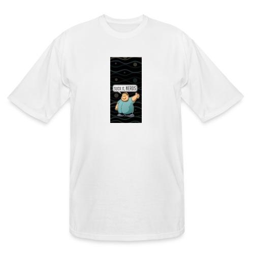 nerdiphone5 - Men's Tall T-Shirt