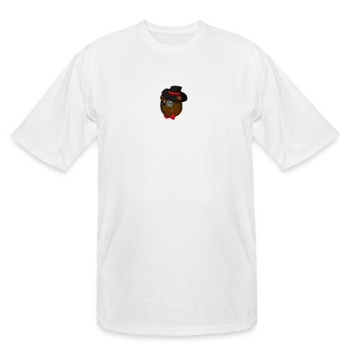 Bears in tophats - Men's Tall T-Shirt