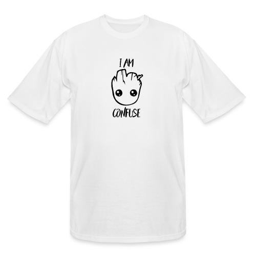 I Am Confuse Head - Men's Tall T-Shirt