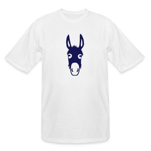 donkey mule horse muli pony - Men's Tall T-Shirt