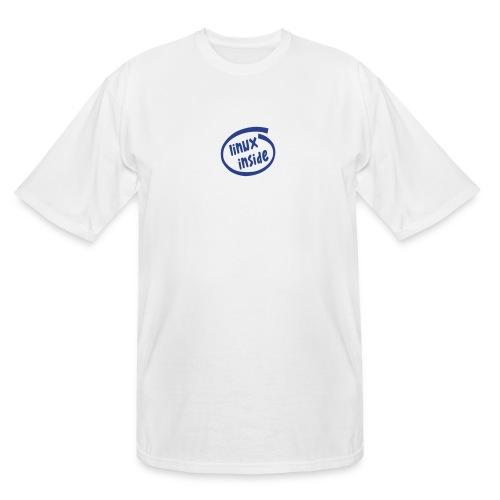 linux inside - Men's Tall T-Shirt