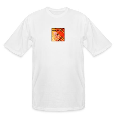 mckidd name - Men's Tall T-Shirt