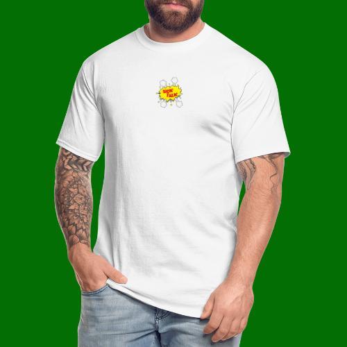 Sick Talk - Men's Tall T-Shirt