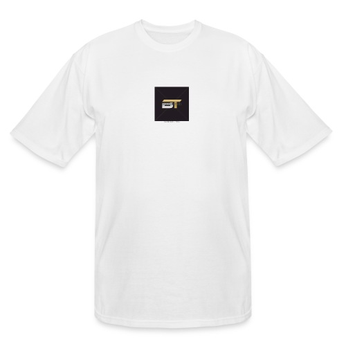 BT logo golden - Men's Tall T-Shirt