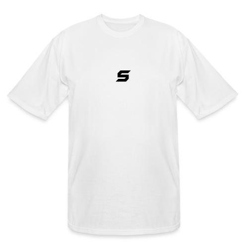 A s to rep my logo - Men's Tall T-Shirt