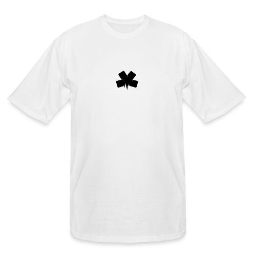 PixelSashay - Black Logo - Men's Tall T-Shirt
