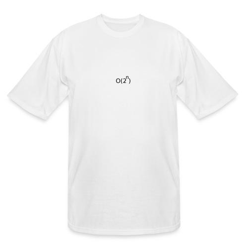 Big-O Notation - Men's Tall T-Shirt