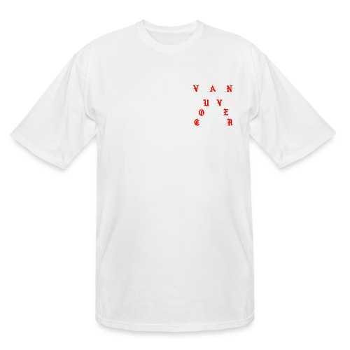 No More Parties in BC - Men's Tall T-Shirt