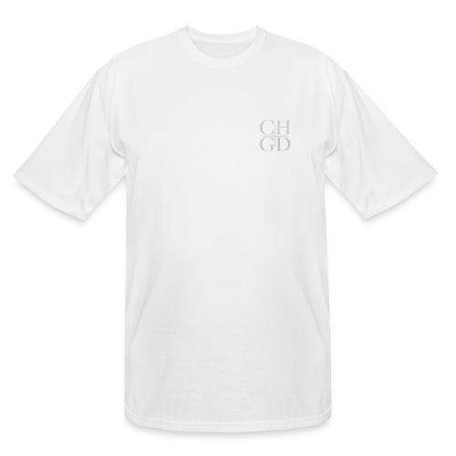 CHGD SQUARE - Men's Tall T-Shirt