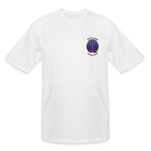 IntellTuss Shirt (pocket design) - Men's Tall T-Shirt