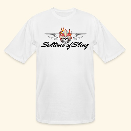Sultans of Sling Shirt Logo - Men's Tall T-Shirt