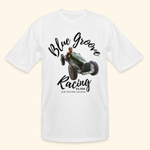 Blue Groove Racing Est 2020 - Men's Tall T-Shirt