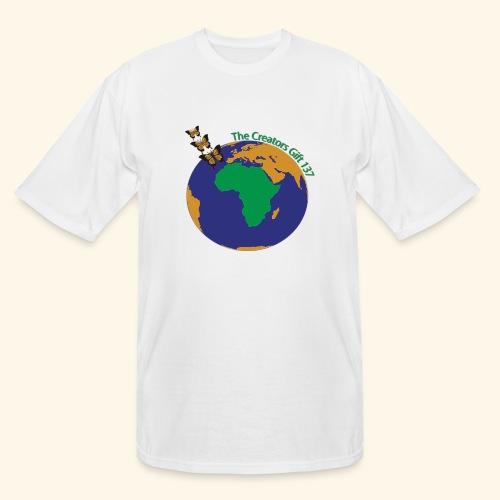 The CG137 logo - Men's Tall T-Shirt