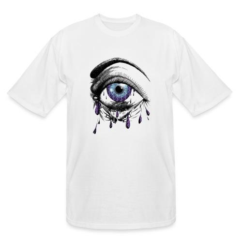 Lightning Tears - Men's Tall T-Shirt
