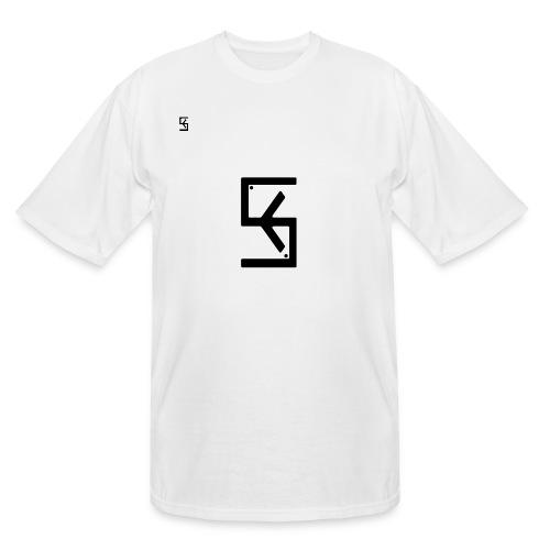 Soft Kore Logo Black - Men's Tall T-Shirt