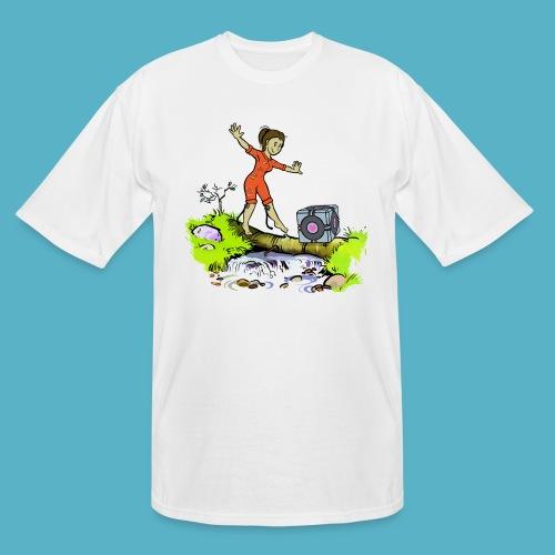 Testing Everywhere! - Men's Tall T-Shirt
