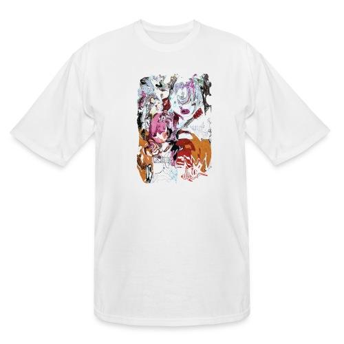 US PSYCH long - Men's Tall T-Shirt