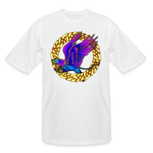 Royal Gryphon - Men's Tall T-Shirt