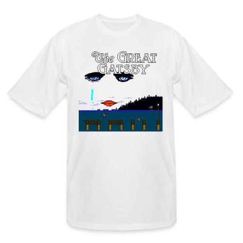 Great Gatsby Game Tri-blend Vintage Tee - Men's Tall T-Shirt