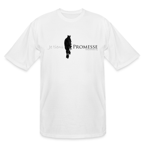 jetienspromesse png - Men's Tall T-Shirt