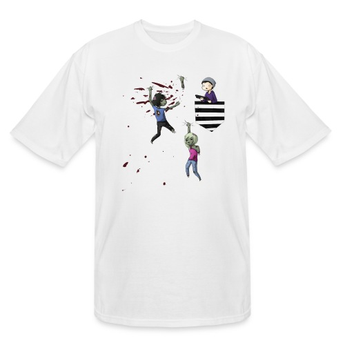 MRH Zombie Hunter - Men's Tall T-Shirt