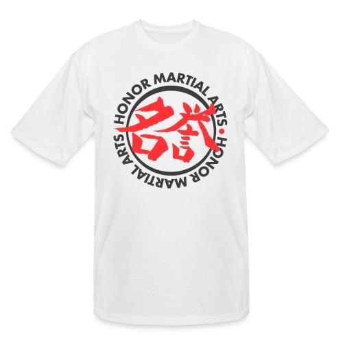 Honor Martial Arts - Men's Tall T-Shirt