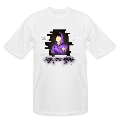 MRH Brick - Men's Tall T-Shirt