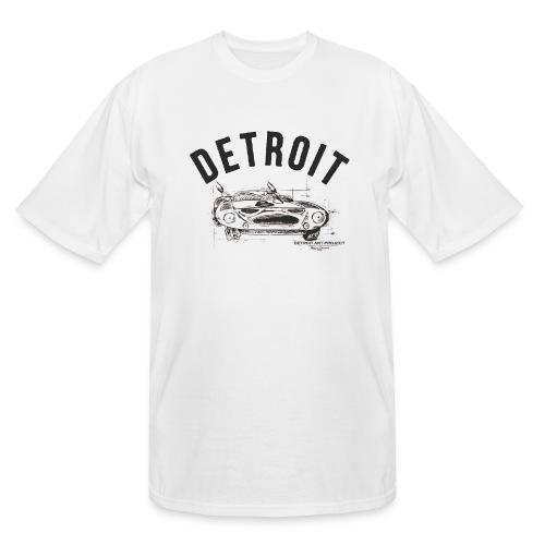 Detroit Art Project - Men's Tall T-Shirt