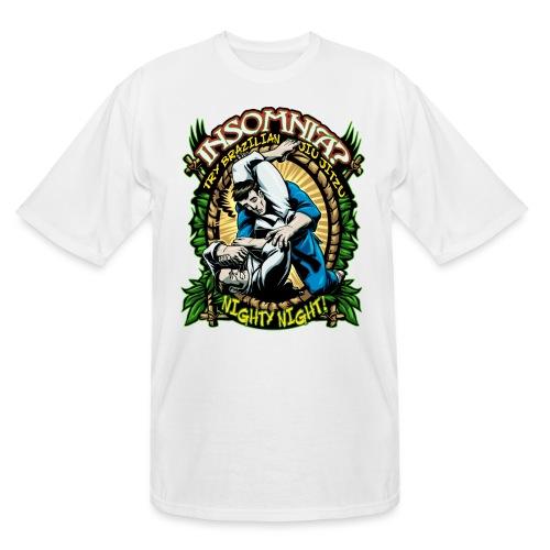 Insomnia Brazilian Jiu Jitsu - Men's Tall T-Shirt