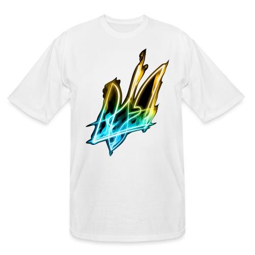 Ablaze trident - Men's Tall T-Shirt