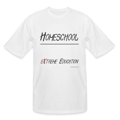 Homeschool eXtreme Edu - Men's Tall T-Shirt
