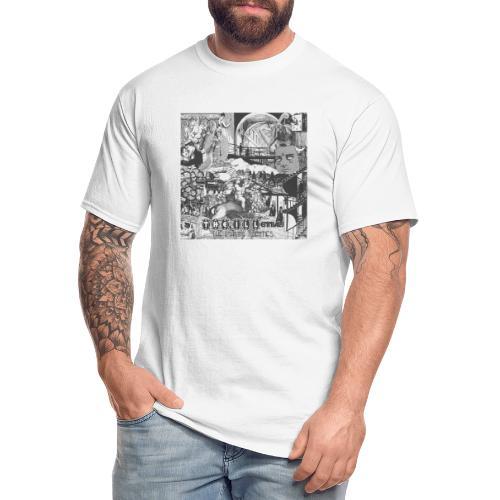 THE ILLennials - The Roaring Twenties - Men's Tall T-Shirt