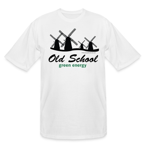 11 Old School - Men's Tall T-Shirt