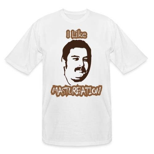I Like Masturbation - Men's Tall T-Shirt
