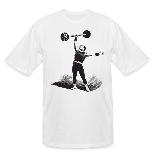 Women's 2Ton Sideshow Strongman Shirt - Men's Tall T-Shirt