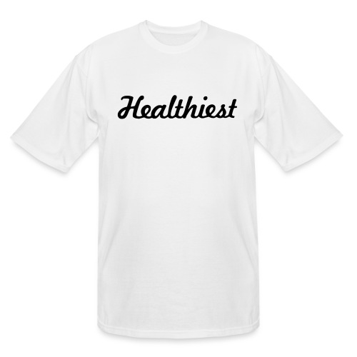 Sick Healthiest Sticker! - Men's Tall T-Shirt