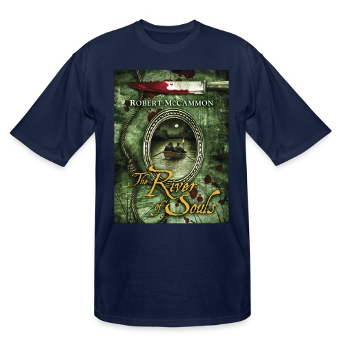 The River of Souls - Men's Tall T-Shirt