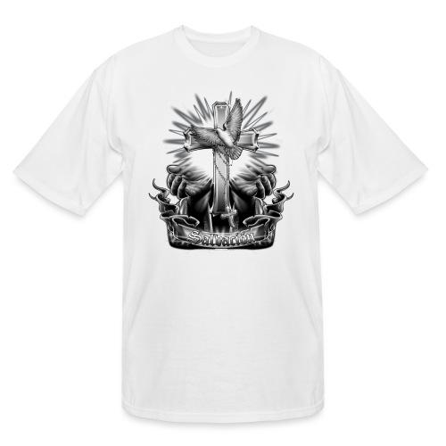 Salvacion by RollinLow - Men's Tall T-Shirt