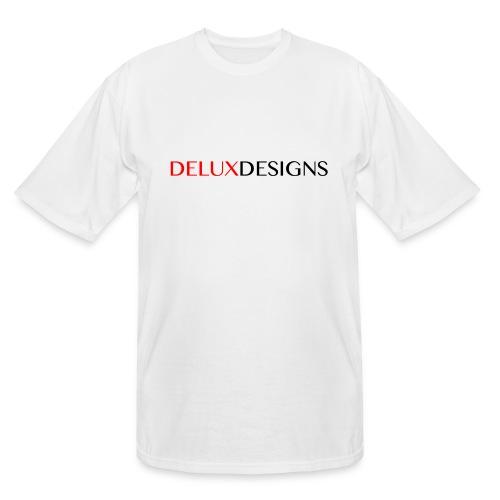 Delux Designs (black) - Men's Tall T-Shirt